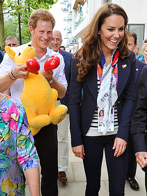 William & Kate and Harry's Gift List Reveals Riches from Their Travels| The British Royals, Kate Middleton, Prince Harry, Prince William