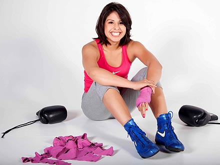 Marlen Esparza: What to Know About the Cover Girl with a Mighty Punch| Summer Olympics 2012