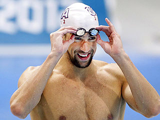 Michael Phelps: &#39;Everybody Pees in the Pool&#39; &#8211; So What? | Michael Phelps