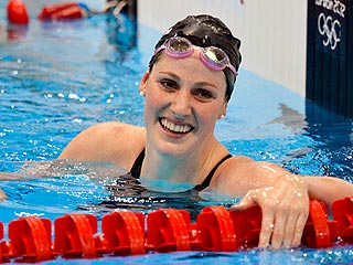 How Did Star Swimmer Missy Franklin Fare in Her Latest Race?