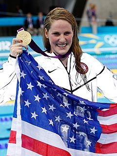 Pack Up Those Gold Medals! Olympian Missy Franklin Heads to College