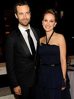 Natalie Portman's Post-Wedding Date Ni