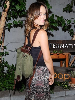 olivia wilde 300x400 How a Bag Full of Bug Spray and Malaria Pills Inspired Olivia Wilde