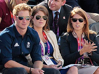 Kate & William Are Among the Royals Cheering on Zara Phillips| Summer Olympics 2012, The British Royals, Camilla Parker Bowles, Kate Middleton, Mike Tindall, Prince Harry, Prince William, Princess Anne, Princess Beatrice, Princess Eugenie, Zara Phillips