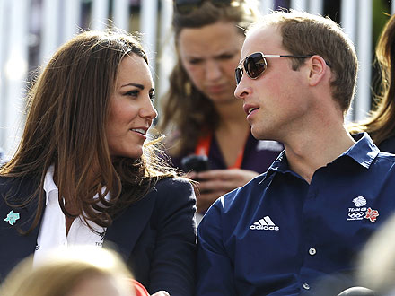 Kate & William Are Among the Royals Cheering on Zara Phillips | Kate Middleton, Prince William
