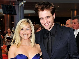 Robert Pattinson Escapes to Reese Witherspoon's House