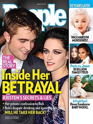 Kristen Stewart Scandal: Robert Pattinson Gets Help from Reese Witherspoon