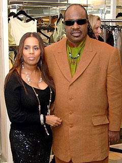 Stevie Wonder Files for Divorce | Stevie Wonder