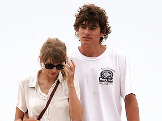 Taylor Swift Gets Cozy with Conor Kennedy | Taylor Swift
