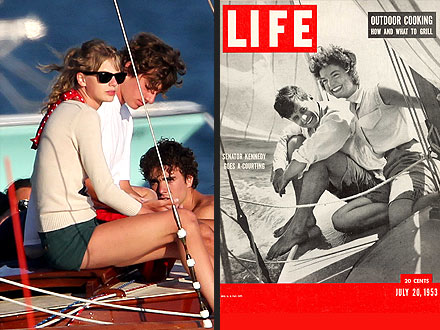 Conor Kennedy Looks Just Like JFK Jr.| Jacqueline Kennedy Onassis, John F. Kennedy Jr., Taylor Swift, Musician Class, RolesClass