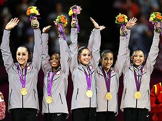 POLL: Who's Your Favorite Fab Five Gymnast?