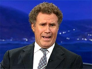 Will Ferrell Jokes: Kristen Stewart Is a &#39;Tramp-ire&#39;