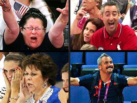 Olympic Games: John Orozco, Michael Phelps, Aly Raisman's Parents Cheer