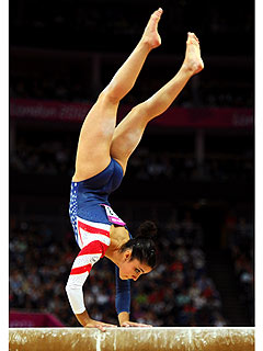 Aly Raisman Appeals ... and Wins Bronze!