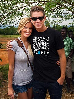 All About Emily Maynard & Jef Holm&#39;s Trip to Africa
