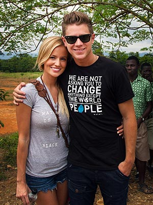 The Bachelorette: Emily Maynard and Jef Holm Visit Ghana