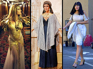 Cleopatra Faceoff: Is Britney Spears the Hottest Queen of the Nile? | Britney Spears, Elizabeth Taylor, Lindsay Lohan