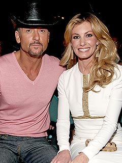 Tim McGraw & Faith Hill Commuting from Nashville to Vegas for Concerts