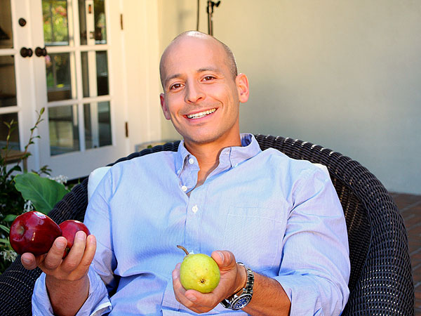 Harley Pasternak Blog: Five Heart-Healthy Foods