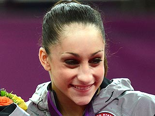 Jordyn Wieber Blogs: 'I Haven't Been Able to Sleep' in London