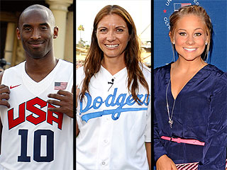 Top 10 Athletes to Follow on Facebook: Olympic Edition