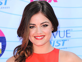 Pretty Little Liars Star Lucy Hale: 'I Would Go Days Without Eating' | Lucy Hale