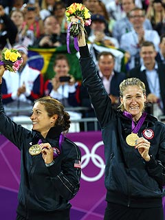 Misty May-Treanor: Three-Peat Gold Is 'Bittersweet'