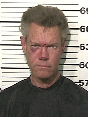 Randy Travis Arrested (in the Nude) for DWI