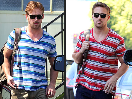 Gratuitous Ryan Gosling Poll: Red or Blue? | Ryan Gosling