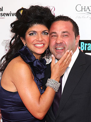 N.J. Housewife Teresa Giudice's Husband Goes to Jail