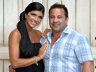 VIDEO: Teresa Giudice&#39;s Husband Caught Lying on Camera?