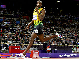 Usain Bolt Wins Back-to-Back Sprint Doubles!