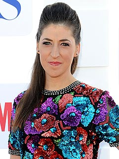 Mayim Bialik Injured in Car Accident
