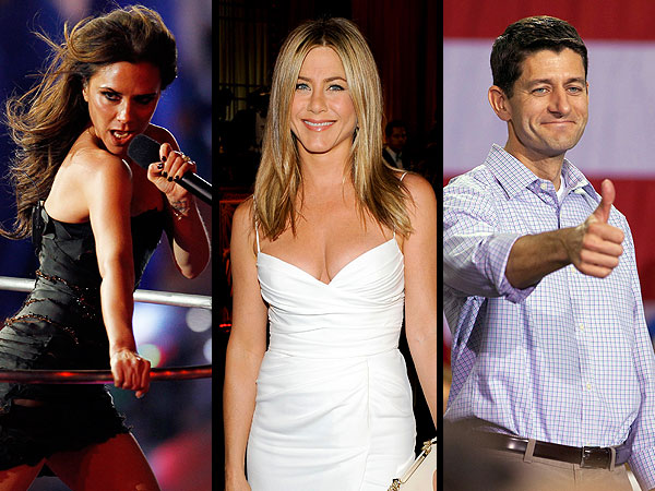 Spice Girls Close the Olympics, Jennifer Aniston Gets Engaged, Paul Ryan&#39;s a V.P. Hopeful & More! | Rachel Zoe, Victoria Beckham