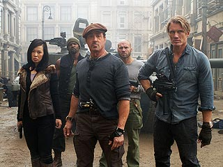 Review: The Expendables 2 Doesn't Take Itself Too Seriously