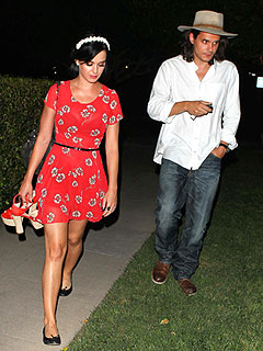 Katy Perry 'Was Starting to Fall for' John Mayer: Source | Katy Perry