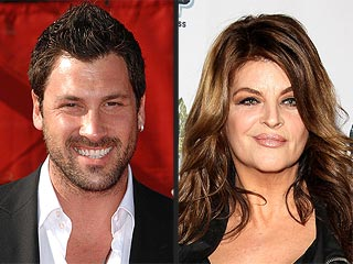 Together Again! Maksim & Kirstie Among Couples Reuniting for DWTS
