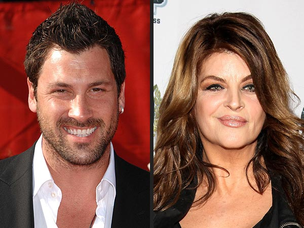 Why Maksim Chmerkovskiy and Kirstie Alley Aren't Speaking