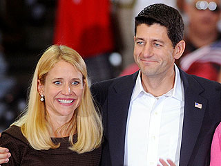 Mitt Romney and Paul Ryan – and their Wives! – Open Up to PEOPLE