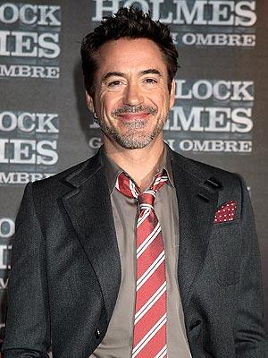 Iron Man 3: Robert Downey Jr Injured His Ankle