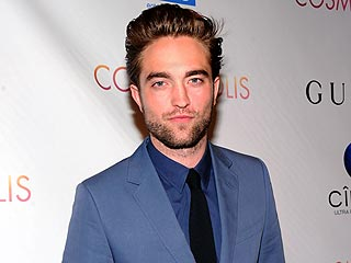 Rob Pattinson Jokes He's Homeless, Lives in a Trash Can | Robert Pattinson