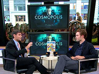 Robert Pattinson: 'I'm Not Interested in Selling My Personal Life'