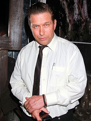 Stephen Baldwin, New York City, Seizure