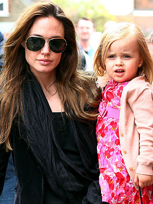 Angelina Jolie's Daughter to Appear in Maleficent with her Mom