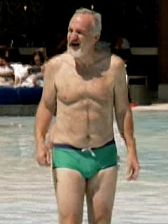 Celeb Chef Art Smith Loses 120 Lbs., Strips to Speedo on TV