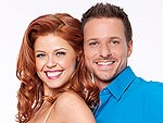 Drew Lachey Expects His DWTS Skin Tone to Confuse His Daughter | Anna Trebunskaya, Drew Lachey