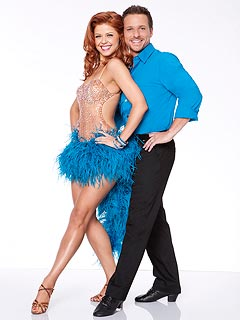 Drew Lachey's DWTS Blog: This Week's Hiccup Is a Double Elimination | Anna Trebunskaya, Drew Lachey