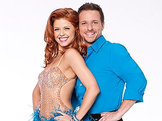 Drew Lachey Blogs About His Dancing Elimination | Anna Trebunskaya, Drew Lachey