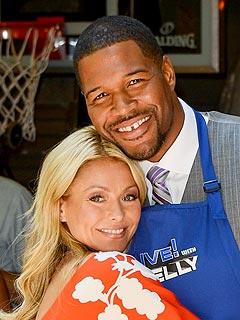 POLL: Is Michael Strahan the Right Co-Host for Kelly Ripa? | Kelly Ripa