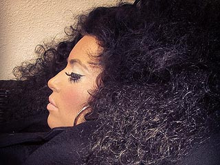 PHOTO: Kim Kardashian Channels Diana Ross for Her Latest Look | Kim Kardashian